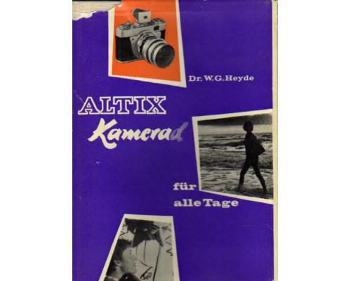 Altix - Kamera für alle Tage - Das Fotobuch mit dem Erfolgssystem. Altix - камеры на весь день — фотоальбом