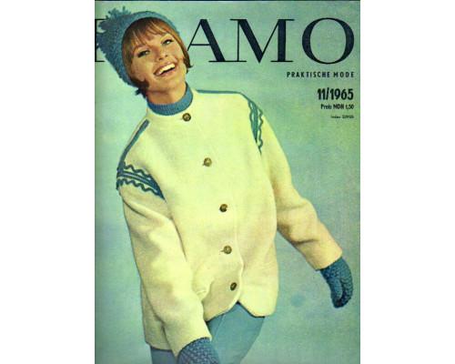 Pramo. Praktische mode. Журнал. №11/1965 год