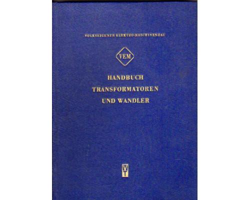 VEM-Handbuch Transformatoren und Wandler
