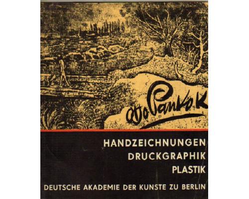 Otto Pankok. Handzeichnungen, Druckgraphik, Plastik