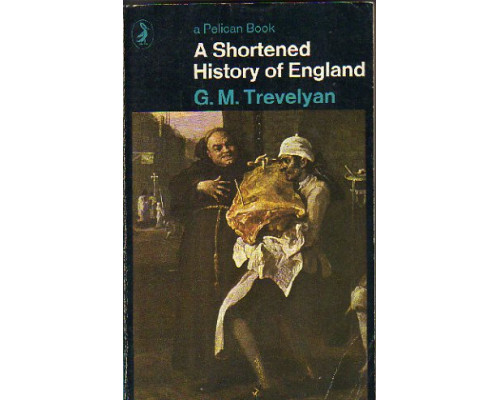 A Shortened history of England. Краткая история Англии