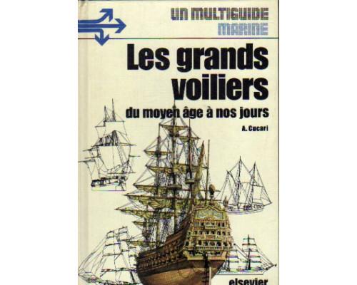 Les Grands voiliers du Moyen age a nos jours. Большие корабли со средневековья до сегодняшнего дня