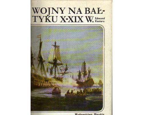 Wojny na Baltyku X-XIX W.