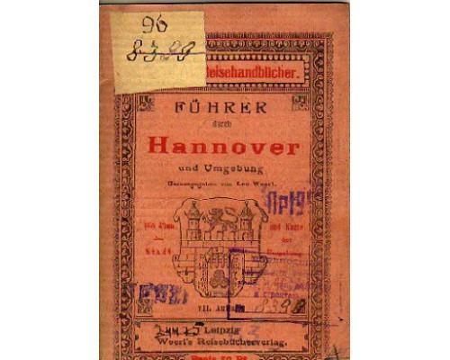 Führer durch Hannover und Umgebung
