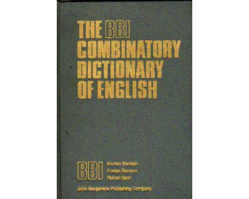 Комбинаторный словарь английского языка. The BBI Combinatory Dictionary of English