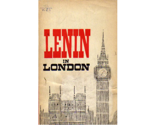 Lenin in London