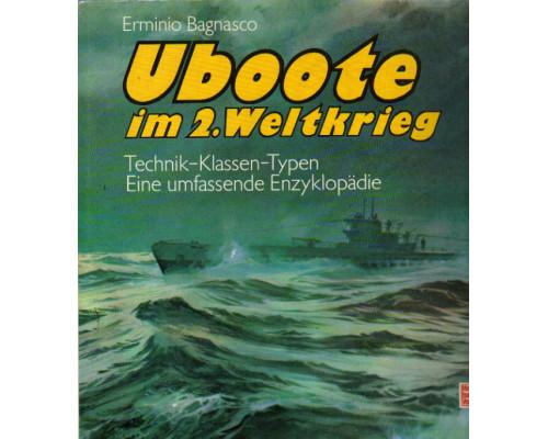 Uboote im 2, Weltkrieg (Подводные лодки Второй Мировой войны.)