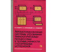 Автоматизированные системы управления технологическими процессами в промышленности строительных материалов.