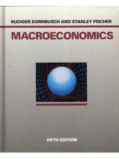 Macroeconomics. Макроэкономика