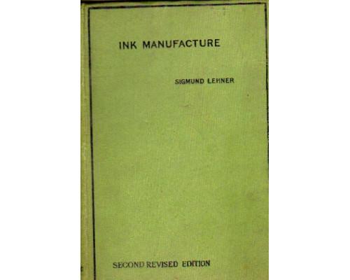 Ink manufacture including writing, copying, lithographic, marking, stamping and laundry inks. Производство чернил, включая письменные, копировальные, литографические, маркировочные, штамповочные и стиральные чернила