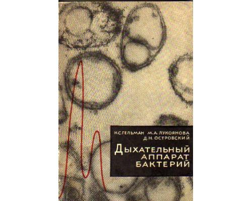Дыхательный аппарат бактерий