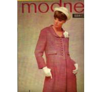 Modne Krawiectwo. (Модное шитье). №3.1968