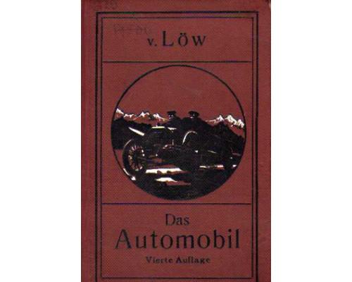 Das Automobil sein Bau und sein Betrieb