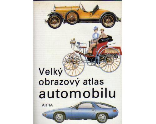 Velky obrazovy atlas automobilu. Большой автомобильный каталог
