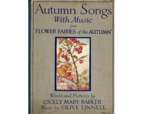 Autumn Songs with Music from `Flower Fairies of the Autumn`
