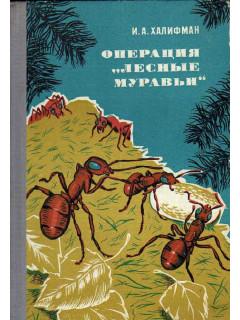 Операция `Лесные муравьи`