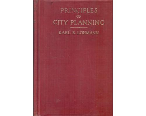 Principles of city planning( Принципы планирования города)